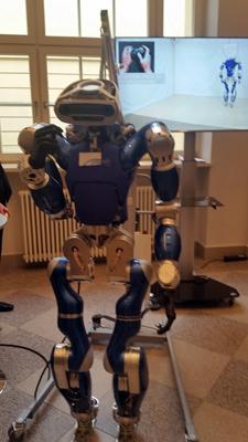 Roboter im Wirtschaftsministerium anstelle von Beamten ?