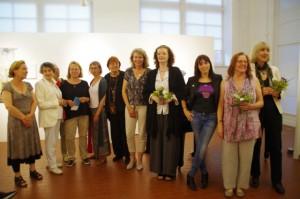 Künstlerinnen und Autorinnen der Ausstellung