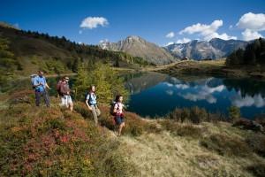 Bergseewandern