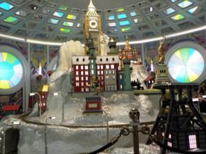 Wunderkammer mit Big Ben