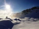 Wintervergnügen ohne Grenzen im Kleinwalsertal