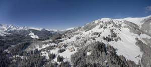 Panorama Königsleiten