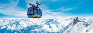 Gletscher Bus