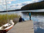 Entschleunigung im Land der tausend Seen