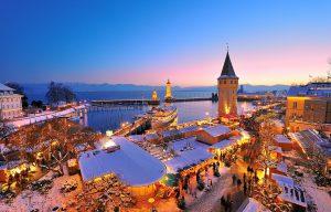 Weihnachtsmärkte: Bodensee oder Wartburg?