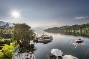 """Das """"KOLLERs am See"""" öffnet wieder: Strandurlaub am Millstätter See"""